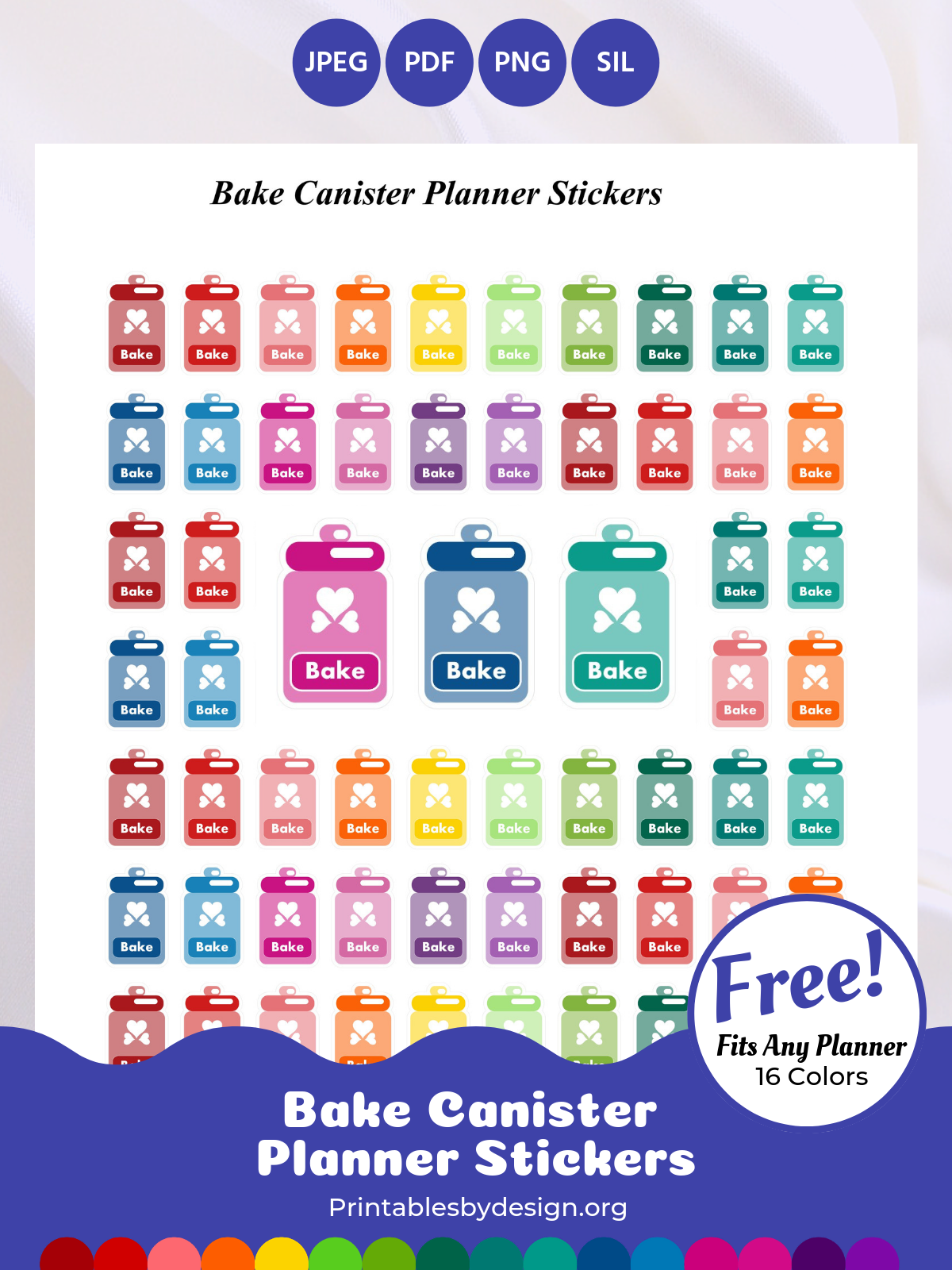 Download Icon Functional Stickers Printables By Design